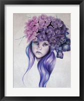 Framed Hydrangea - Pixie Blossoms
