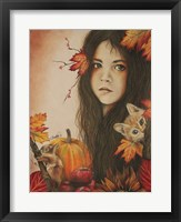 Framed Autumn - Seasons Series