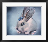 Framed Bluebell