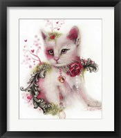 Framed Love Is In The Air (Kitty)