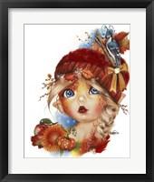 Framed Autumn Anna - MunchkinZ