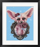 Framed Fennec Fox