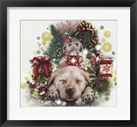 Framed Dreaming of Christmas