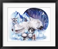 Framed Dreaming of Winter
