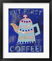 Coffee 2 Framed Print