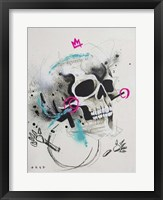 Framed Skull 1