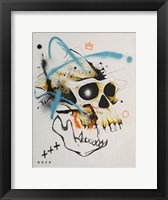 Framed Skull 2