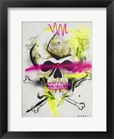 Framed Skull 3