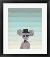 Framed Hipster Mouse