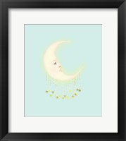 Framed Dreaming Of The Moon