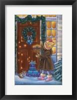 Framed Hanukkah
