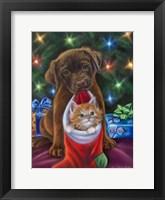 Framed Holiday Joy