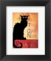 Framed Chat Noir