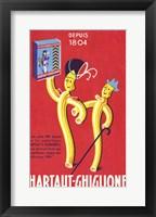 Framed Italian Pasta