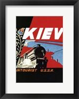 Framed Kiev