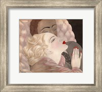 Framed Love By Le Pape