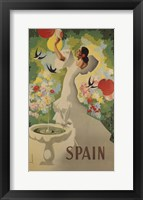 Framed Spain Morell