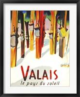 Framed Valais