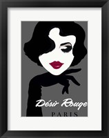 Framed Desire Rouge