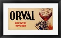Framed Orval 2