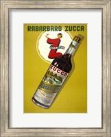 Framed Rabarbaro Zucca