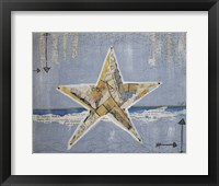 Framed North Star