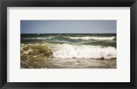 Framed Crashing Waves