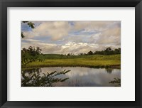 Framed Farm Land