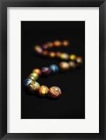 Framed Marble Snake