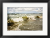 Framed Rolling Waves