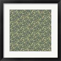 Framed Holly Pattern 2