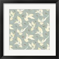 Framed Bird Pattern 2