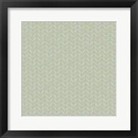 Framed Green Pattern