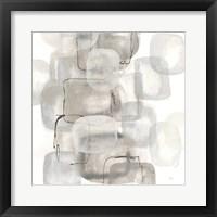 Framed Neutral Stacking I White