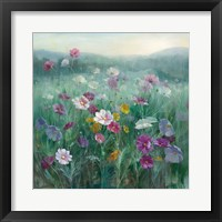 Framed Cosmos at Dawn
