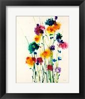 Framed New Blooms