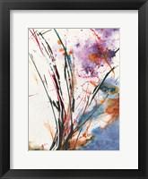 Framed Floral Explosion IV