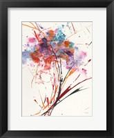 Framed Floral Explosion I