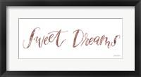 Sweet Baby Girl II Framed Print