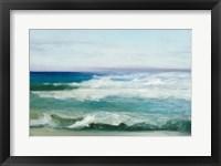 Framed Azure Ocean