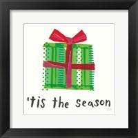 Framed Joyful Season III