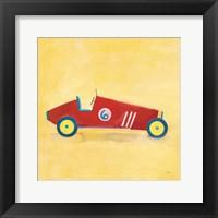 Framed Race Car 6