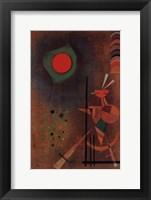 Framed Aufleuchten, c.1927