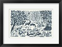 Framed Forest Life II