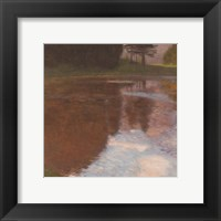 Framed Tranquil Pond