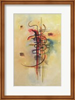 Framed Watercolour No 326 1928
