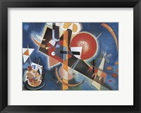Framed Im Blau, c.1925