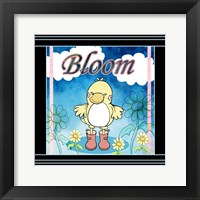 Framed Bloom