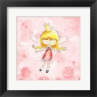 Framed Fairy Princess