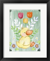 Framed Duckie